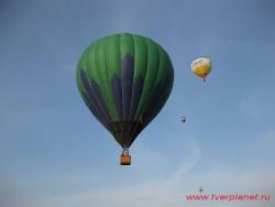 Международный фестиваль воздухоплавания