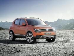 Volkswagen представила обновленный концепт Taigun