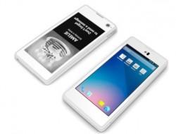 Медведеву подарили первый российский смартфон YotaPhone